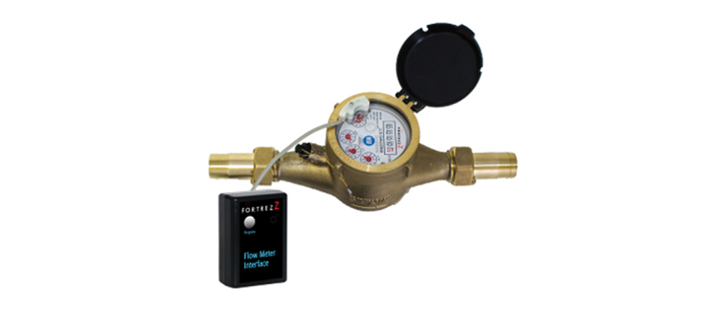 Fortrezz Flow Meter 75'' Z-Wave Plus