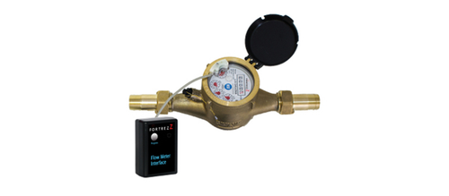 Fortrezz Flow Meter 1'' Z-Wave Plus