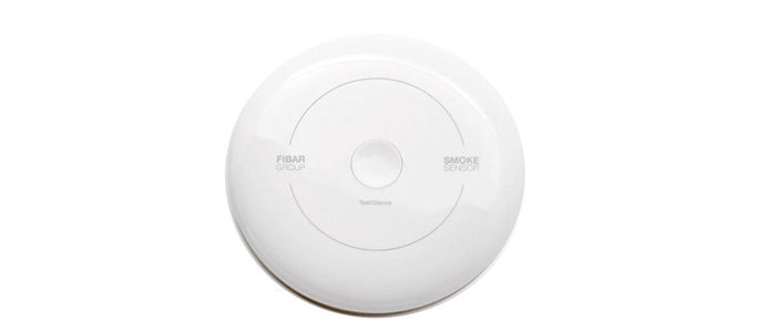 Fibaro Smoke Sensor, Z-Wave 300 series