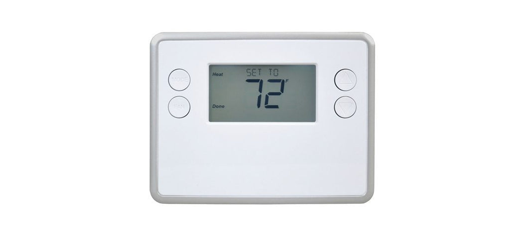 GoControl Battery Powered Thermostat, Z-Wave 300 series - VeraWeb
