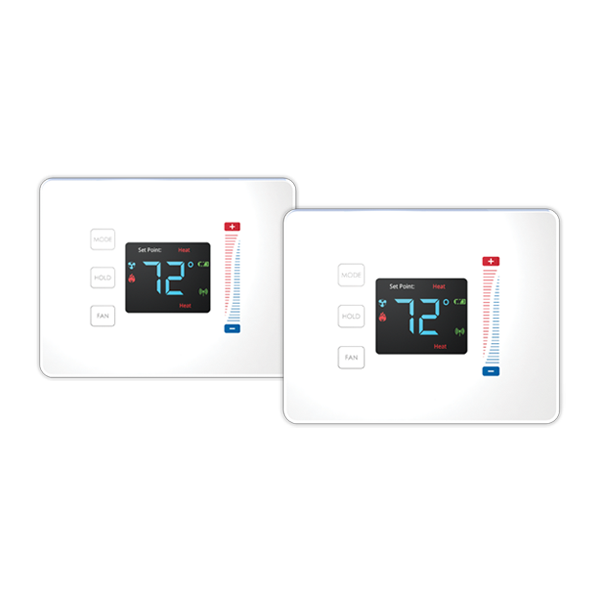 2pack Pearl Thermostat (White)