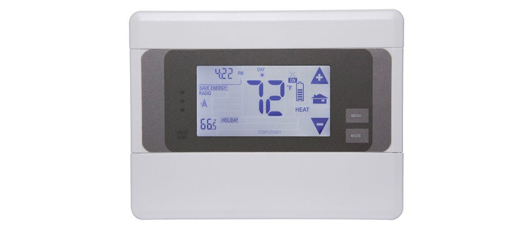 Radio Thermostat Programmable Thermostat