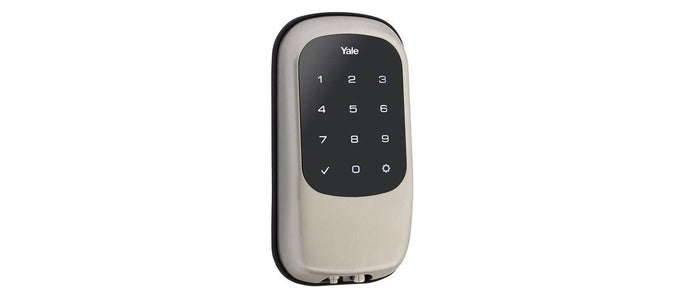Yale Touchscreen Key Free Deadbolt Lock