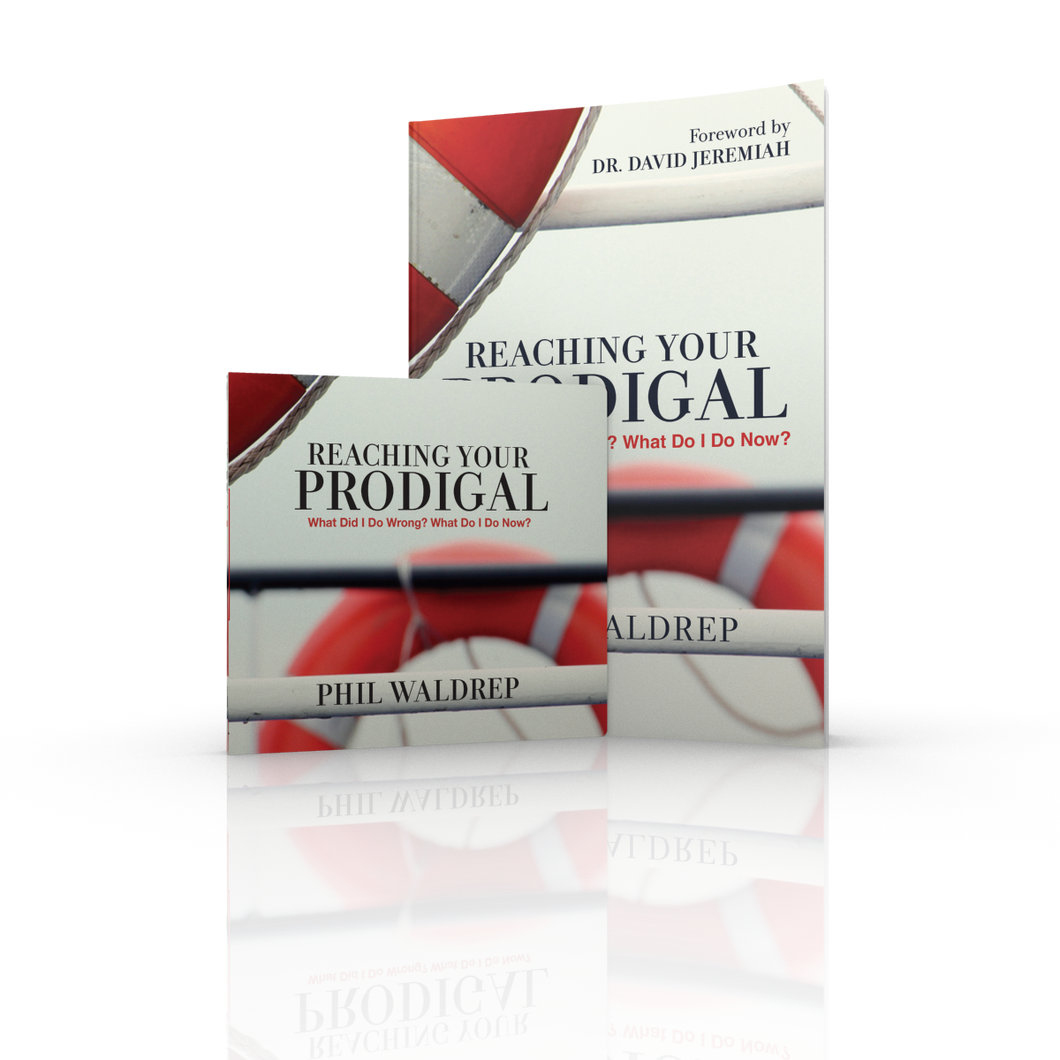 Reaching Your Prodigal Book + DVD