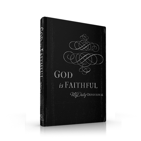 God is Faithful Devotional
