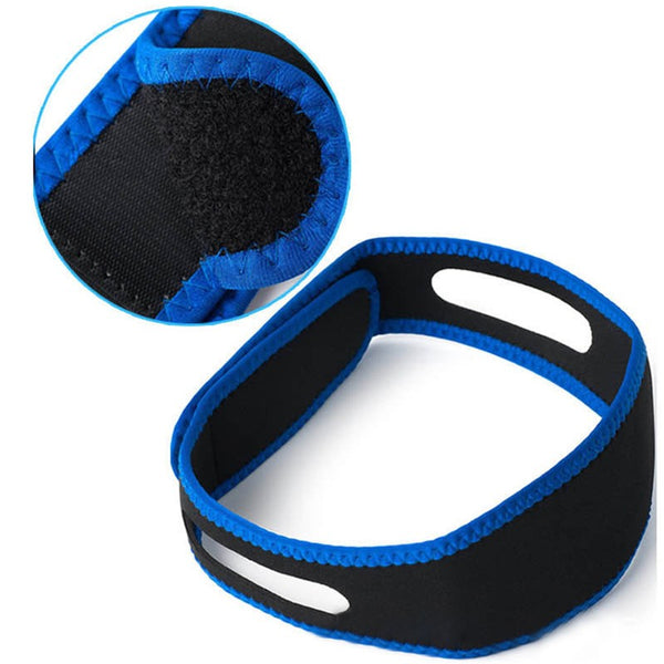 Anti Snoring Chin Straps Mouth Guard Stop Bruxism Anti-Ronquidos Nose Snoring Solutions and Breathing Snore Stopper For Sleeping