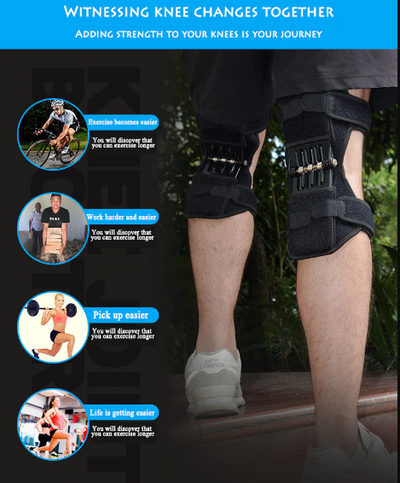 Power Leg Knee Joint Support Pads