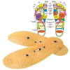 Acupressure Slimming Insoles For Weight Loss - Upto 50% Discount. - 1 Pair - Save 35% / Us: 08- 12 - Magnetic Acupressure Slimming Insoles