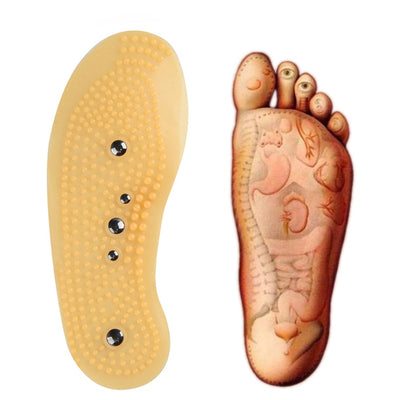 Acupressure Slimming Insoles For Weight Loss - Upto 50% Discount. - Magnetic Acupressure Slimming Insoles For Weight Loss