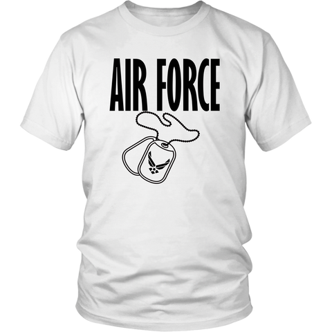 Air Force District Unisex Shirt