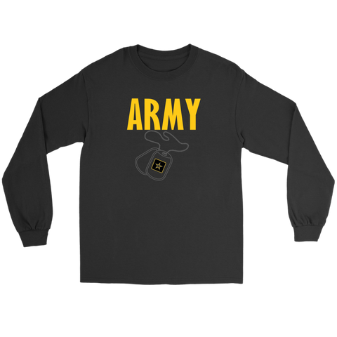 U. S. Army Long Sleeve Unisex T-Shirt