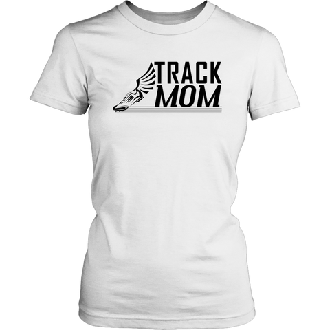 Track Mom (Women's Short Sleeve T-shirt