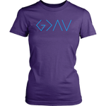 "God Is Greater Than The Highs and Lows"" Women's T-Shirt"