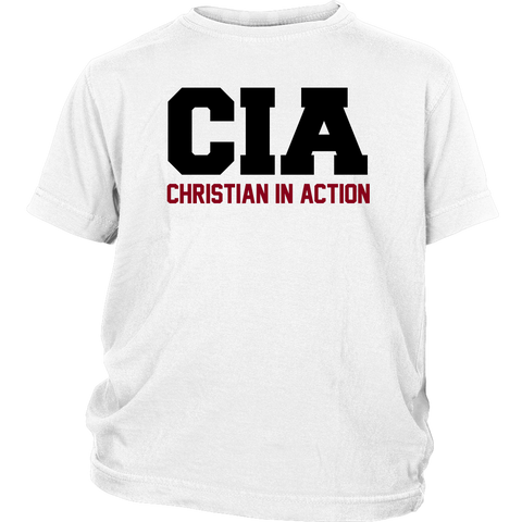 Christian In Action (CIA)