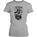 """GIVE THANKS TO THE LORD"" WOMEN'S T-SHIRT"