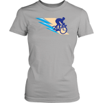 Cycling Womens T-Shirt