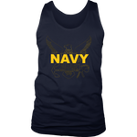 NAVY Men's Tank Top