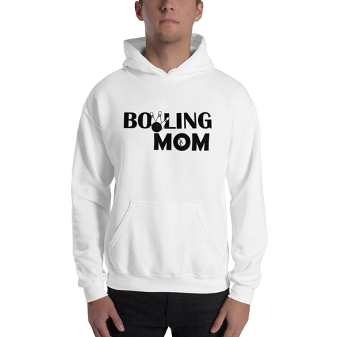 Bowling Mom Hooded Sweatshirt