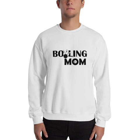 Bowling Mom Sweatshirt