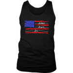 Faithful, Forgiven, Free Men's Tank