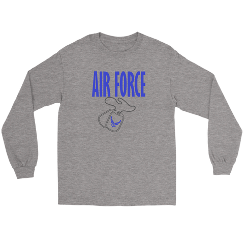 Air Force Long Sleeve Unisex T-Shirt