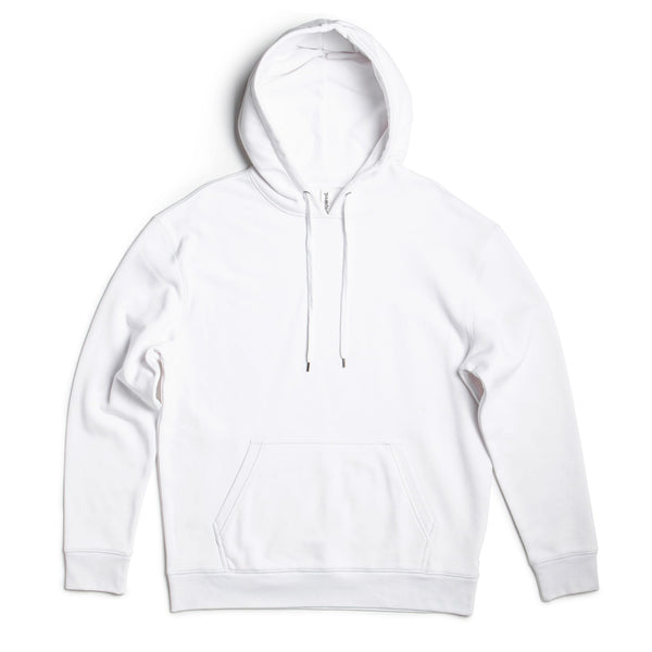Mens Heavyweight Hooded Pullover
