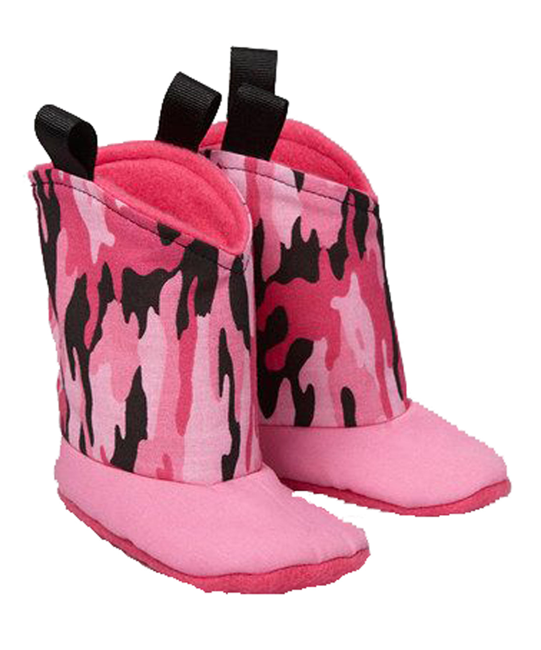 Camo Pink Boot for that little hunter in your life