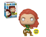 X-Men Phoenix Green Glow-in-the-Dark Entertainment Earth Exclusive POP!