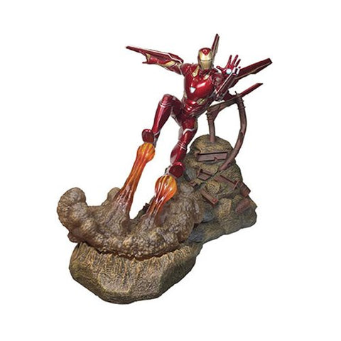 Marvel Premier Collection Avengers 3 Iron Man MK 50 Statue