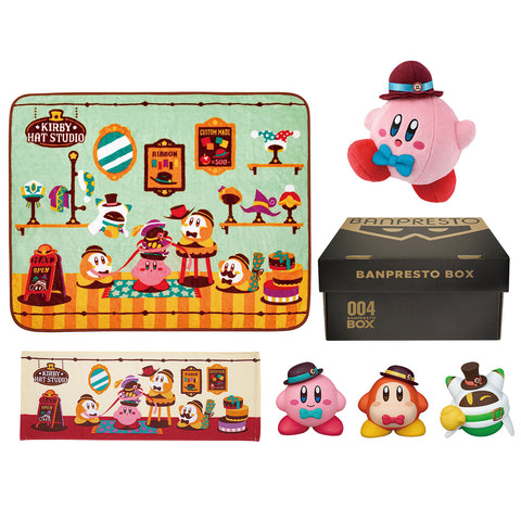 Banpresto Box Kirby Hat Studio Collections