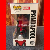 Panda Pool Flock Chase Hot Topic Exclusive Funko POP