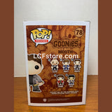 The Goonies Mouth, Chunk, and Data Funko POP set
