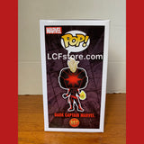 Dark Captain Marvel Exclusive Funko POP!
