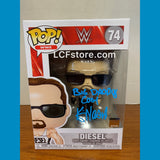 WWE Diesel Kevin Nash Signed POP