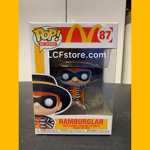 McDonald Hamburglar Funko POP!