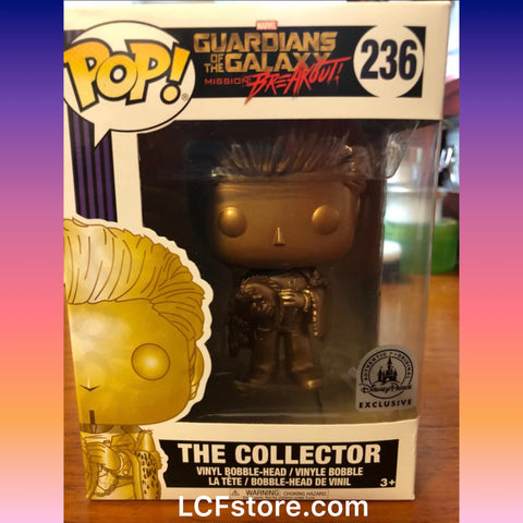 The Collector from Guardians of the Galaxy Funko POP