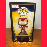Marvel Avengers Iron Man Light Up Funko POP
