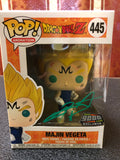 Majin Vegeta Signed Funko POP!