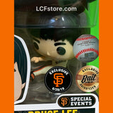 Bruce Lee San Francisco Giants Exclusive Funko POP!