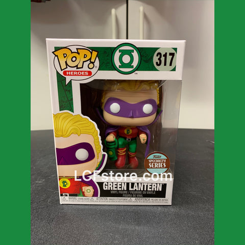 DC Superhero Green Lantern Speciality Series Exclusive Funko POP!