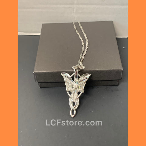 Lord of the Rings Arwen's Necklace Movie Prop