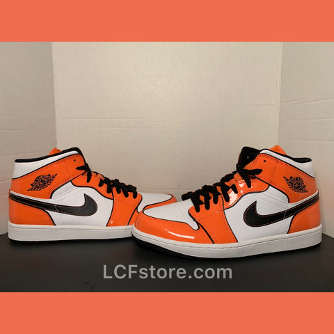 "Nike Air Jordan 1 Mid SE ""Turf Orange"""