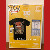 Funko POP Exclusive The Flash T-shirt