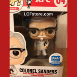 KFC Colonel Sanders Exclusive Funko POP