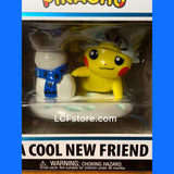 A Day With Pikachu A Cool New Friend Figure