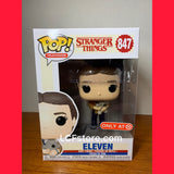 Stranger Things Eleven Target Exclusive Funko POP!