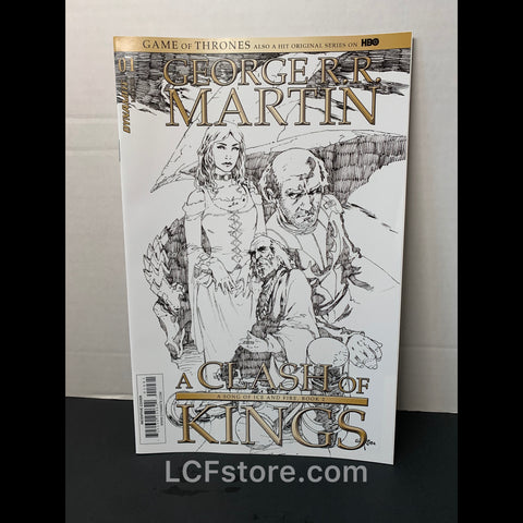 Lord of the Rings Artist Comic Book