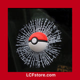 Pokémon Ball 3D Sticker