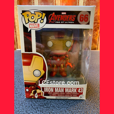 Avengers Iron Man Mark 43 Funko POP!