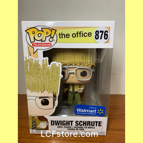 Dwight Schrute Walmart Exclusive Funko POP!